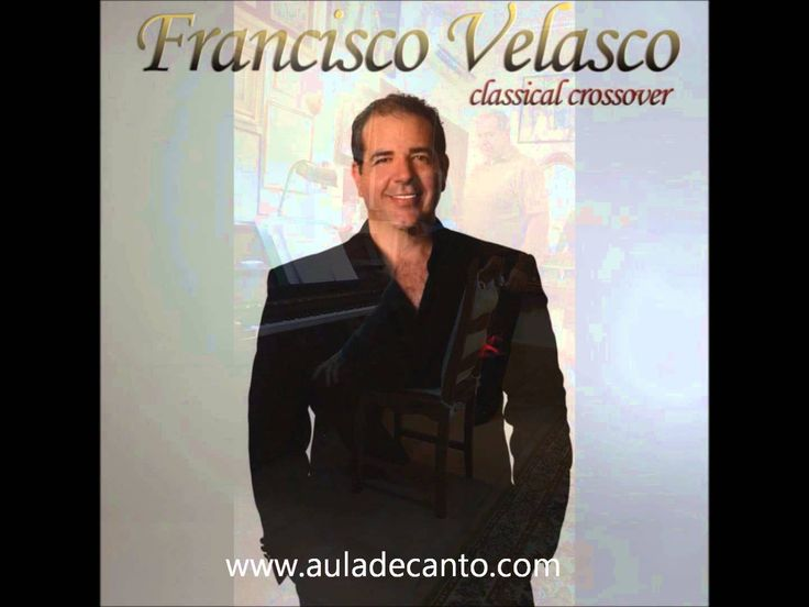 FRANCISCO VELASCO (tenor de música pop)