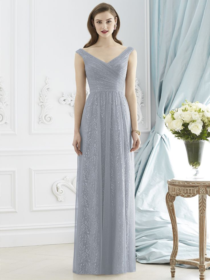 Dessy Bridesmaid Dress 2946 In Soft Tulle At Weddington Way Find The Perfect