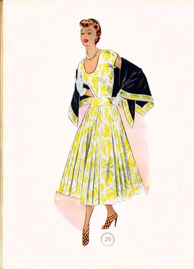 1955-lutterloh-book-sewing-patterns-31-638.jpg (638×885)