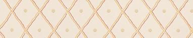 Quilt Cardinal wallpaper by Little Greene