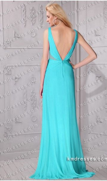 plunging V neckline flattering ruched floor length evening dress- cheap prom dresses. cheap formal dresses. cheap formal dressescheap formal dressess.prom dresses,formal dresses,ball gown,homecoming dresses,party dress,evening dresses,sequin dresses,cocktail dresses,graduation dresses,formal gowns,prom gown,evening gown.