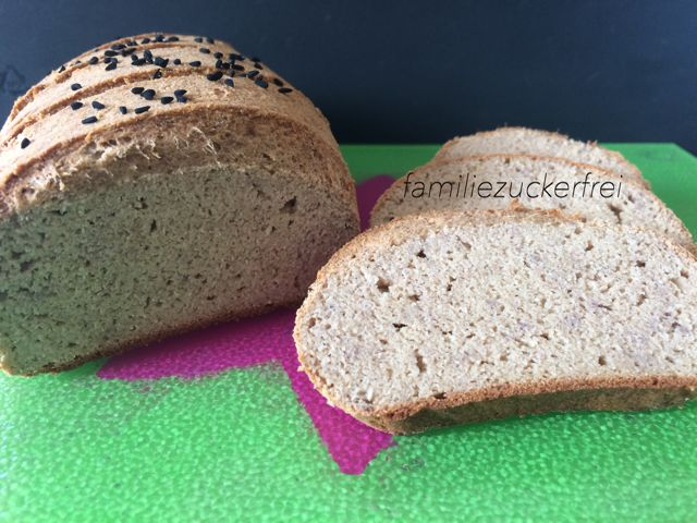 Low Carb Kartoffel Brot - Powered by @ultimaterecipe