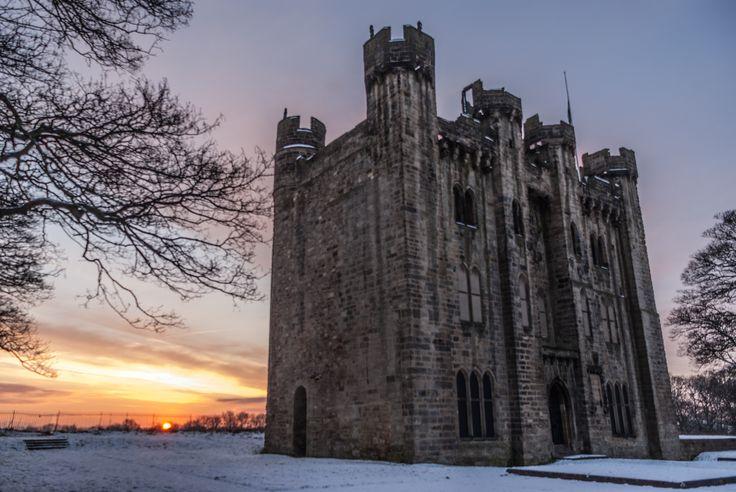 Hylton Castle Sunderland .... Childhood memories.