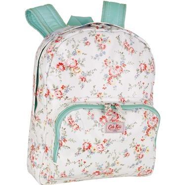 Cath Kidston - Bleached Flowers Kids Rucksack $28.00