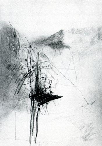 Gerhard Richter, Untitled, Graphite on paper
