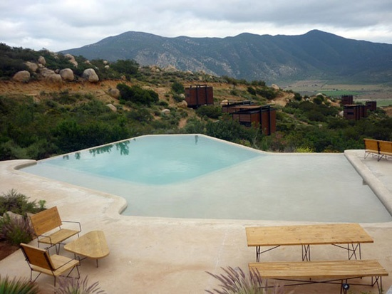 BirchandBird:PoolsSwimming Pools, The View, California, Pools Patios, Places, Dreams Pools, Bricks House, Outdoor Pools, Infinity Pools