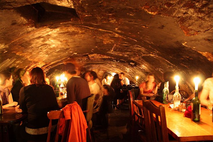 Gordon's Wine Bar is the oldest wine bar in London and a ...