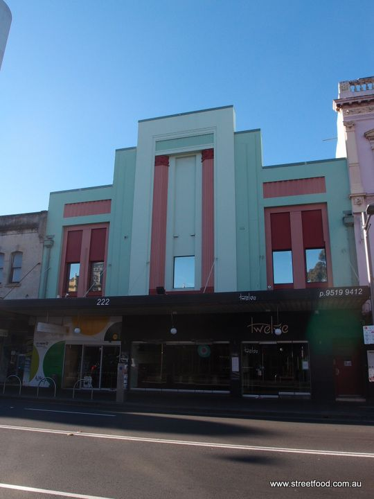 Once the site of a community Burlington Hall, this Art Deco building is now half restaurant half sustainability centre. #Newtown