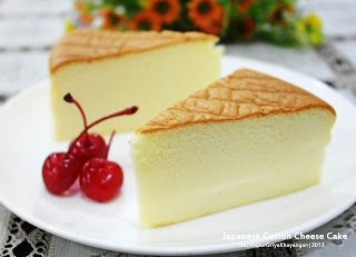 Resep Cheese Cake Special