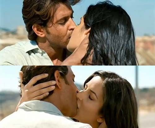 Zindagi na milegi dobara (2011)  Starring Hrithik Roshan, Abhay Deol, Farhan Akhtar, Katrina Kaif,, Kalki Koechlin, Ariadna Cabrol. Directed by  Zoya Akhtar