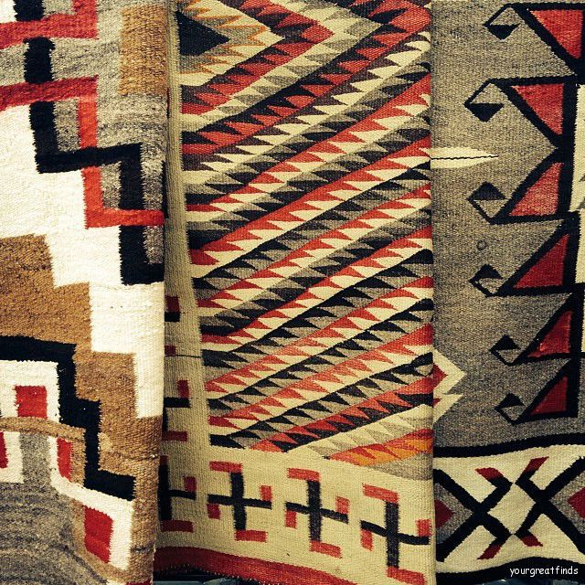 17 Best Images About Navajo Rugs On Pinterest