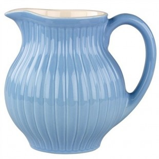 I love my blue jug. Simple things.........