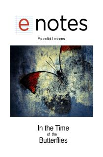 an analysis of the book in the time of the butterflies by julia alvarez Julia alvarez, author of how the garcía girls lost their accents and in the time of the butterflies, is a writer of novels, essays, books for young readers, and poetry.