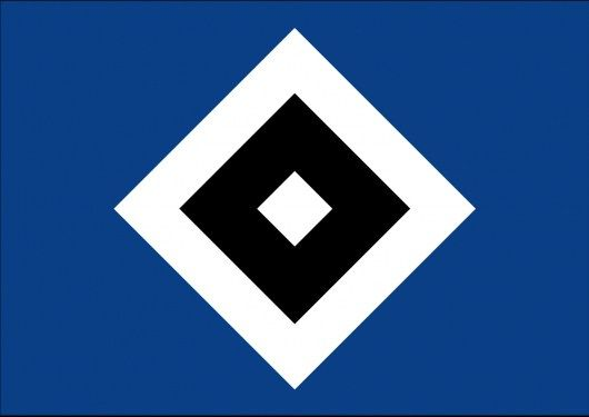 Hamburger SV Logo download vector