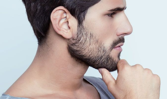 How to fill in bald spots and get rid of patchy beard