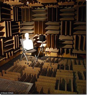The World's Quietest Room