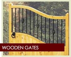 Wooden Gates, Wrought Iron Gates | upto 50% OFF | Cannock Gates