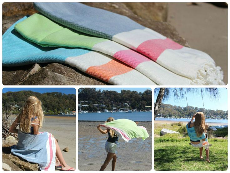 We just love our new Otto Turkish towels and their bright zingy colours! Made from 80% cotton and 20% bamboo, they are super light and roll into a compact bundle - perfect to slip into your bag. Look out for a Market Day special price on Sunday! Buy one today here: http://www.barefoottradingco.com.au/#!product/prd1/2876988961/otto-pestemal---cotton-bamboo-mix