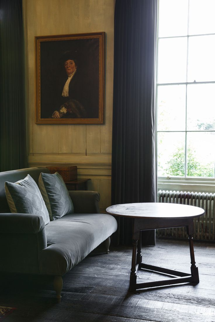 Somerset Secrets by Mulberry explore The Pig Hotel nestled in Chew Valley near Bath, with the satisfying whiff of wood smoke distinctive of country house hotels. #interiordesign #country #hotel #interiors #wood