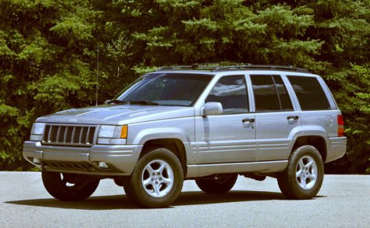 Automóviles8090 Jeep Grand Cherokee 5.9 Limited 1998