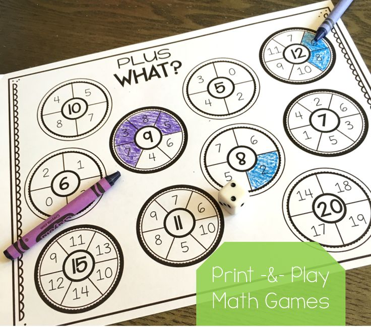 My first graders have always L-O-V-E-D games and so do I! As a teacher, it is the perfect way to engage your learners in skill and have the...