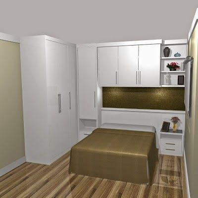 48 best Chambres images on Pinterest Bedroom ideas, Small bedrooms
