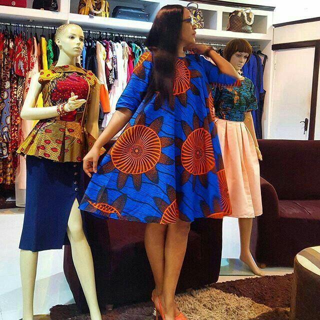 African printwear