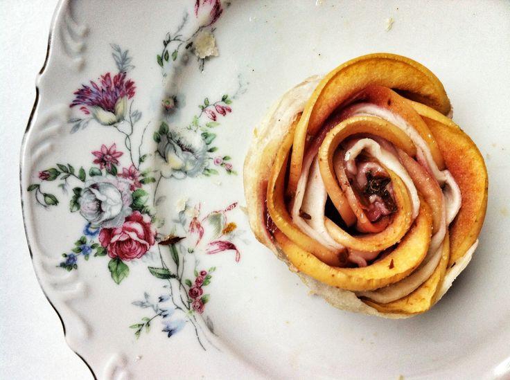Rose di sfoglia, che bellezza!