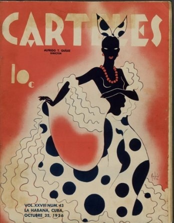 Carteles Magazine was one of Cubas most successful illustrated magazines from the late 1920's -1950's.