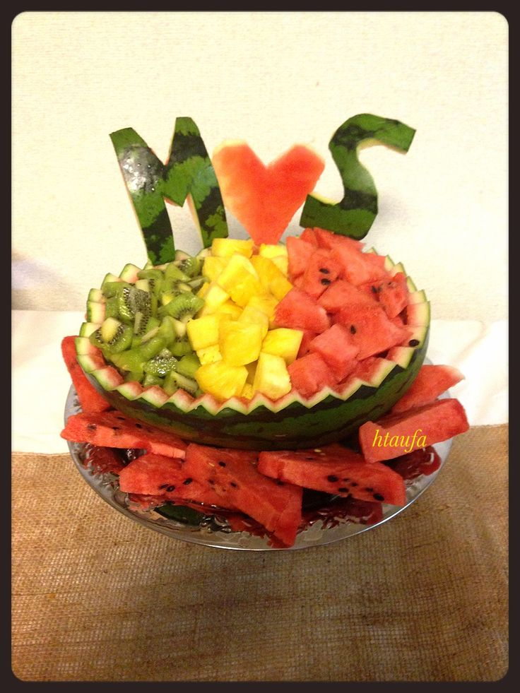 Best my watermelon creations images on pinterest