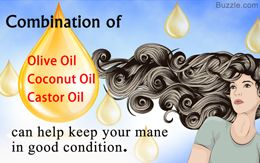 Treatment for dry and thinning hair