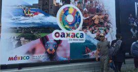 Refuerza Oaxaca promoción de destinos turísticos en la ciudad de México