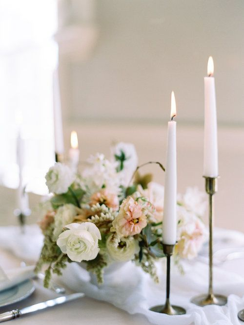What To Look For When Touring A Wedding Venue Candle Wedding