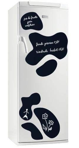 Tâches de vache  http://www.idzif.com/idzif-deco/stickers-deco/stickers-frigo/produit-stickers-ardoise-taches-de-vache-1564.html