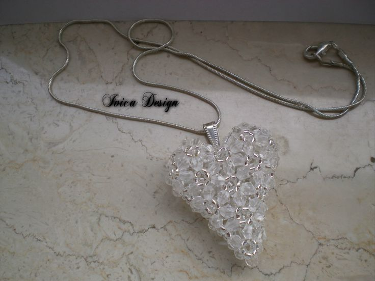 3D heart pendant for Szabina <3 Follow me on my facebook page: https://www.facebook.com/IvicaDesign/ Buy my jewelry on: https://porteka.com/hu/ivica