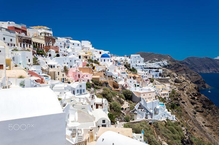 greek feeling - Santorini, Greece