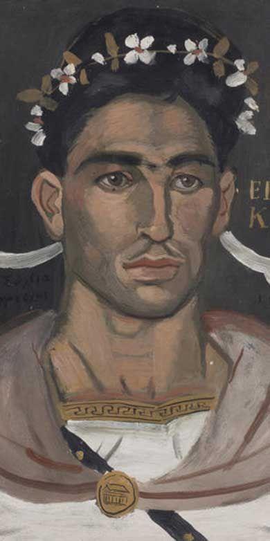 ekathimerini.com | Tsarouchis painting fetches best price at Bonhams Greek Sale