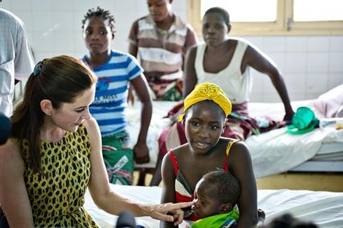 Mary de Dinamarca en Mozambique #princess #denmark #royals #royalty