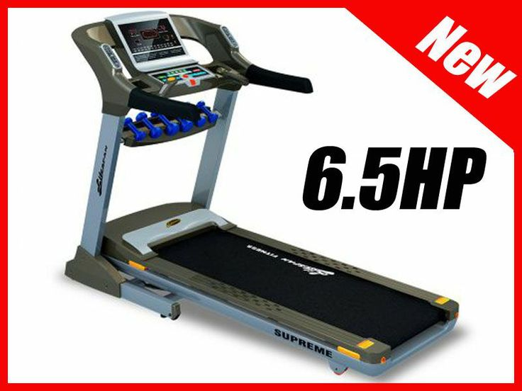 Lifespan Heavy Duty Supreme Electric Exercise Treadmill 6.5HP - 2013