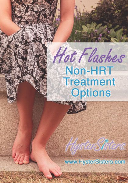 how to stop hot flushes and night sweats