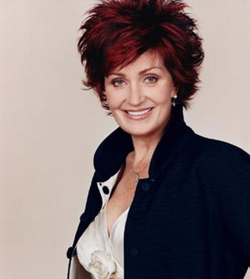 """I always liked Sharon Osbourne because of the way I realized that she advocates for her family.  She'll punch your face in for her family.  I once yelled at an ex girlfriend that I'd find a loyal woman like """"Sharon Osbourne or Linda McCartney.""""  Cheesy, but a true story.  I love this lady. Everybody needs a Sharon Osbourne."""