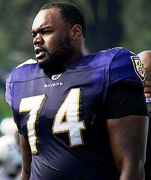 Michael Oher-Baltimore Raven