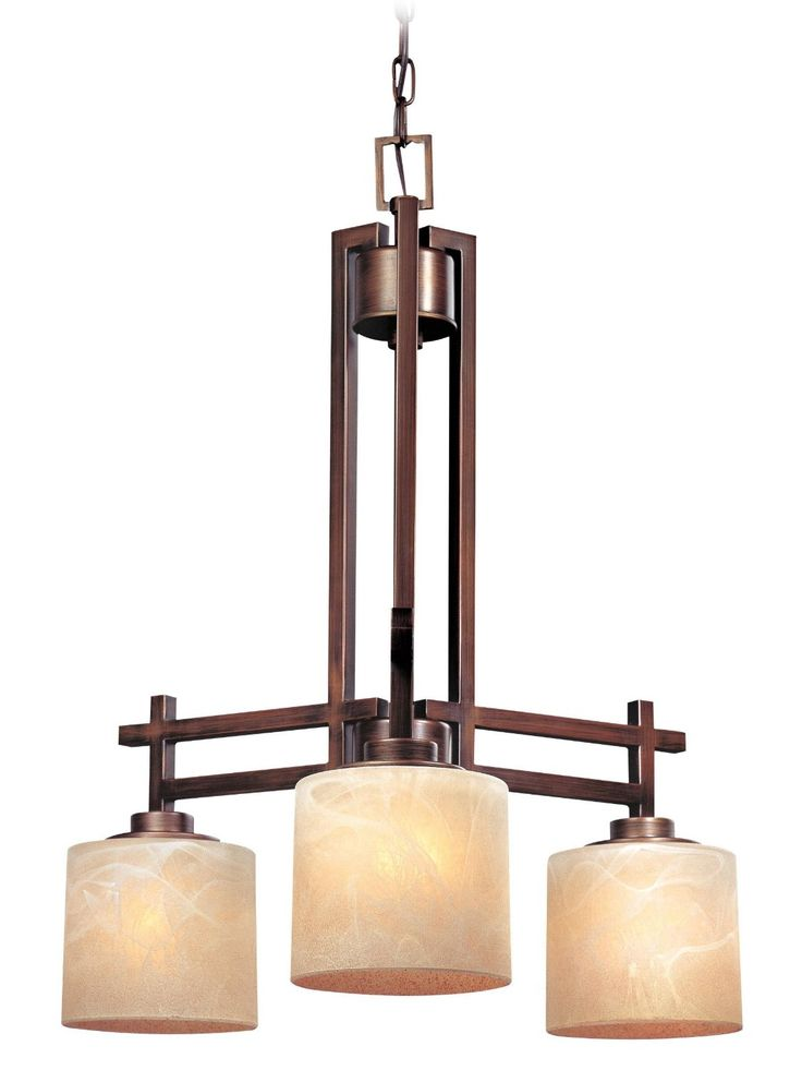 71 best lighting hanging craftsman images on pinterest dolan designs 2818 3 light down lighting chandelier from the roxbury collection english bronze mozeypictures Gallery