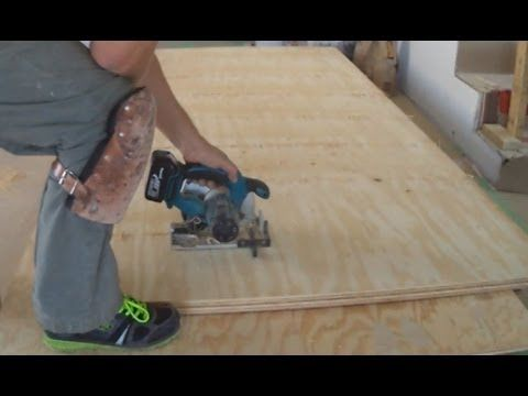 http://evememorial.org/ Plywood Subfloor Leveling with Plywood Sheets