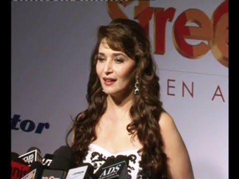 Madhuri Dixit @ Stree Shakti Women Awards 2014.