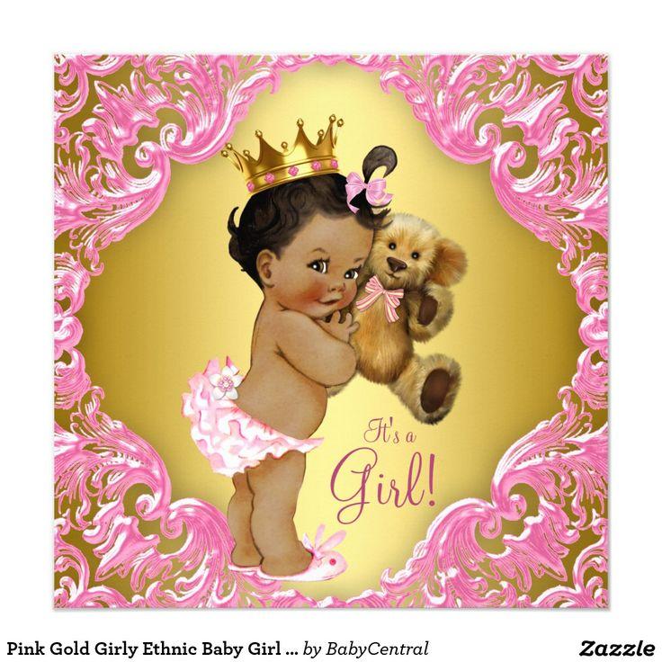 148 best ethnic baby images on Pinterest | Shower invitation, Baby ...