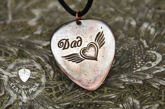 Gifts for Dad Memorial Gift Dad Father's Day Gifts by AmulettaHu