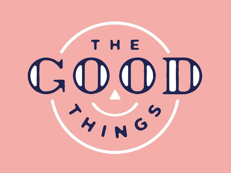 The Good Things by Ryan Feerer #Design Popular #Dribbble #shots