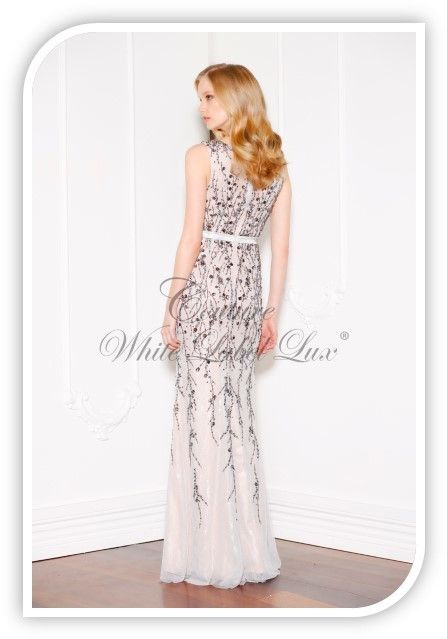 Allure Stone Bridesmaid Dress / Formal Wear By Couture White Label Lux