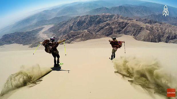 El lugar idílico para esquiar está en Perú, según profesionales